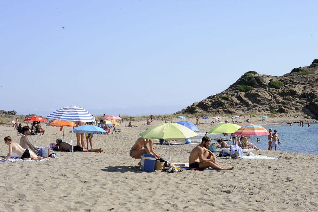 playa de sa mesquida