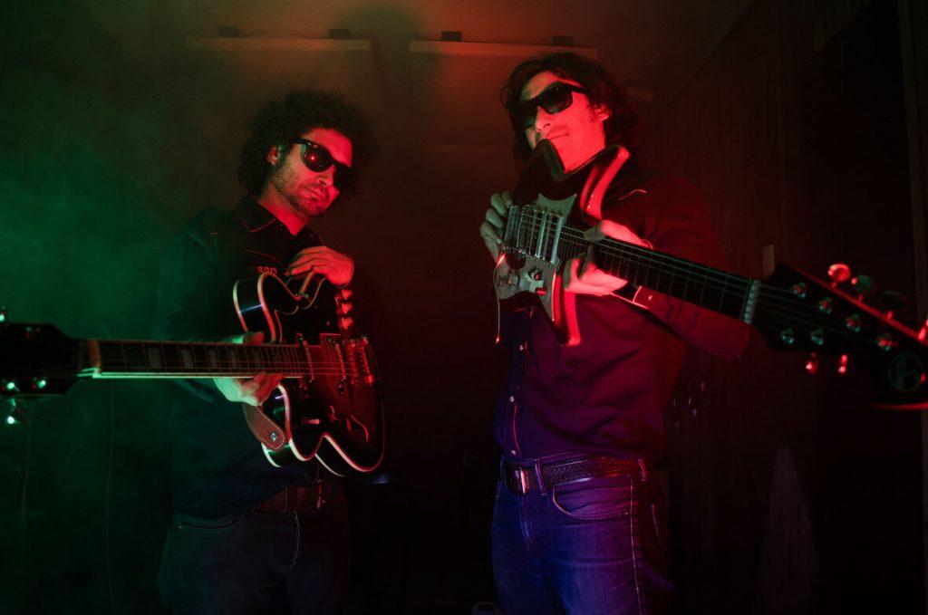 Los chilenos Perrosky son uno de los 21 grupos que actuarán en el CRANC TV.