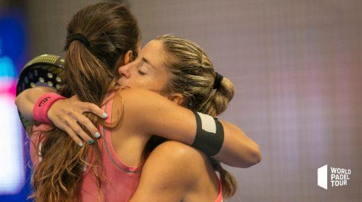 Triay y Salazar ceden su primer set en dos semanas pero pasan a semifinales del Lugo Open
