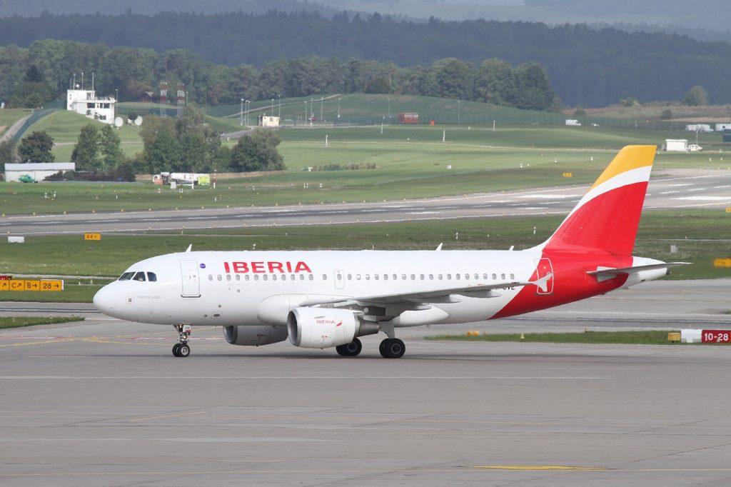 Iberia y Air Nostrum.