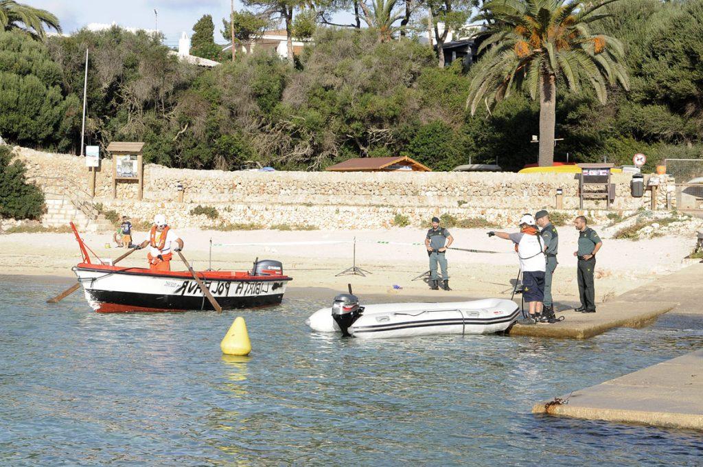No en Menorca.