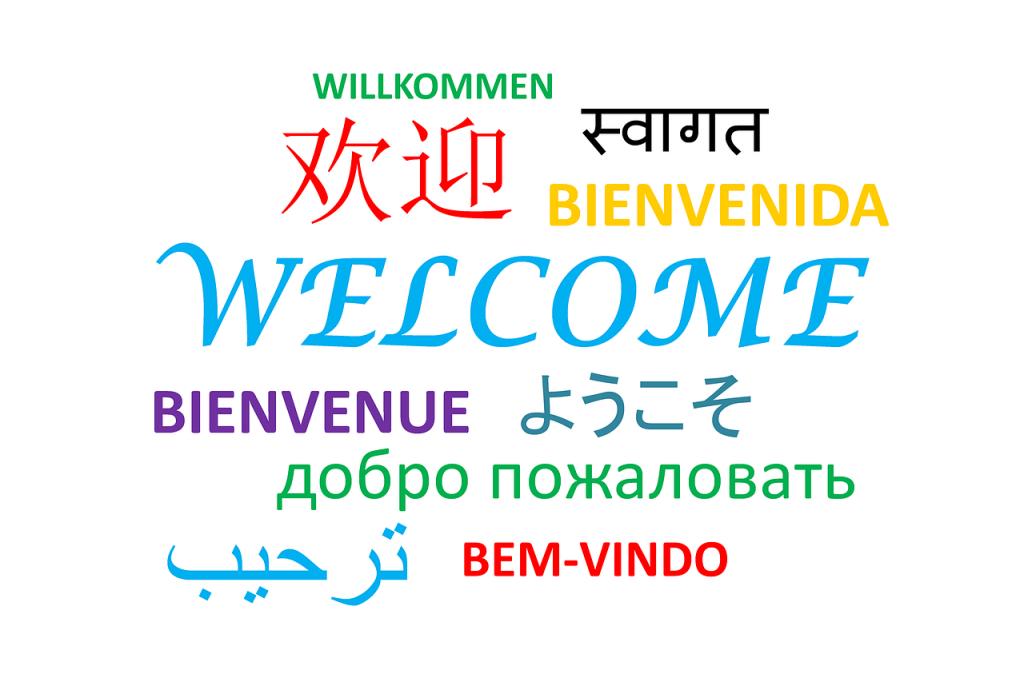 Todo el mundo será bienvenido.