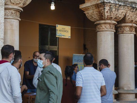 (Fotos) La Volta a Menorca en BTT entrega sus dorsales