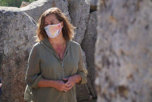 Apoyo del Govern a la candidatura de Menorca Talayótica como patrimonio mundial
