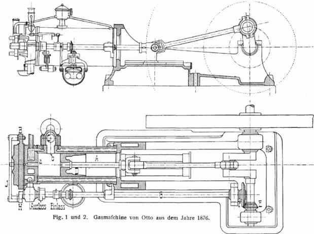 Diseño original de Otto