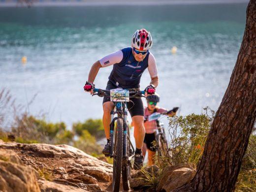 (Fotos) Allés repite triunfo y Esteve debuta con victoria en la October Trail Menorca