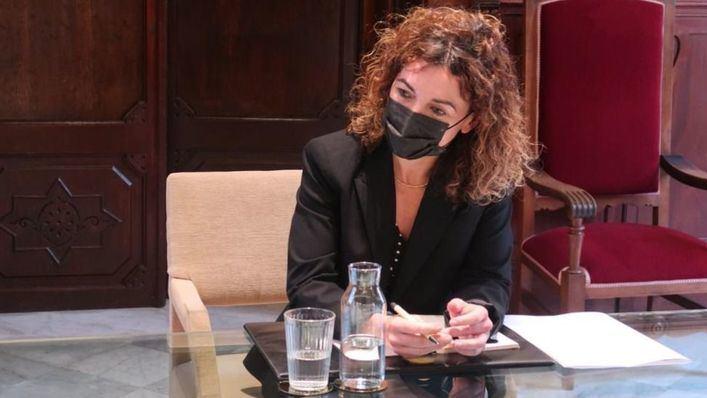 Rosario Sánchez.